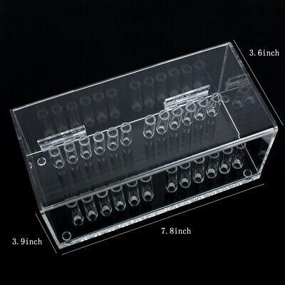 Dental Acrylic Organizer Holder Case Kit For Placing Orthodontic Preformed Wire
