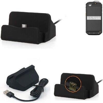 For Cat S60 Charging station sync-station dock cradle