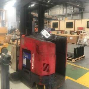 Used 1590kg Raymond Electric Reach Truck Welshpool Canning Area Preview