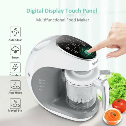 Baby Food Maker Food Processor  7 in 1 Organic Food Making Machine
