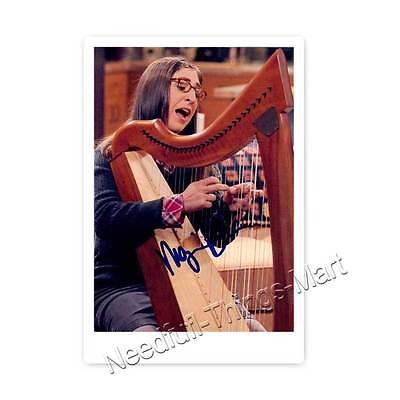 Mayim Bialik / Amy Farrah Fowler - The Big Bang Theory  - Autogrammfoto[AK2] 