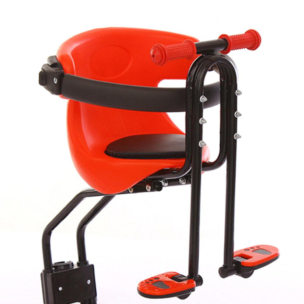 Kinderfahrradsitz Fahrrad Kindersitz Baby Fahrradsitz Vorne Halterung Max 30kg