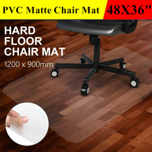 Hard Wood Floor Chair Mat Office Chair Mat Vinyl Plastic Pro