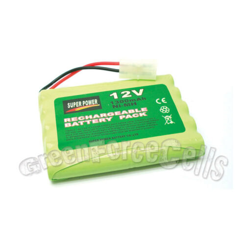 1-pcs-12V-1300mAh-Ni-MH-Rechargeable-Battery-Pack-K2