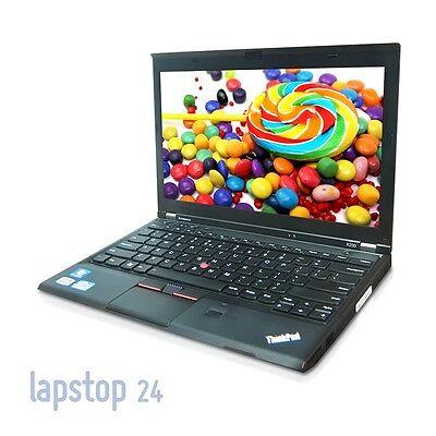 Lenovo ThinkPad X230 Core i5 3.Gen 8Gb 128GB SSD Windows7 Cam USB3.0