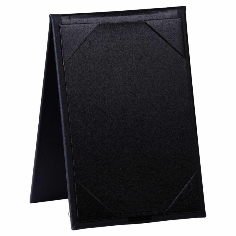 "10PCS 4""x6"" Restaurant Double-sided Table Tent Holder Menu Holder A-Frame Black"