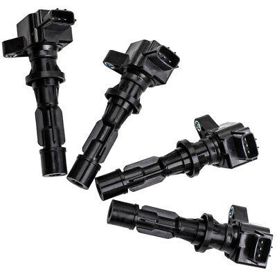 4x Ignition Coil Pack for Mazda 3 6 CX7 MX-5 Miata I4 2.0L 2.3L 2.5L UF540