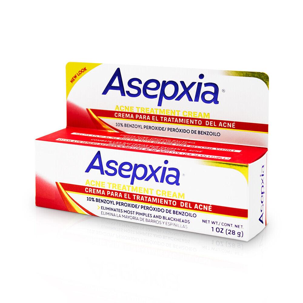 ASEPXIA ACNE TREATMENT CREAM 1 oz / CREMA PARA TRATAMIENTO DE ACNE