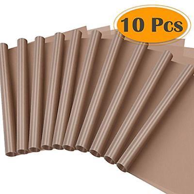 10 Pack Ptfe Teflon Sheet For Heat Press 16 X 24 Non Stick 2day Ship