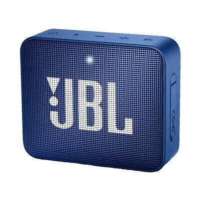 JBL GO 2 Móvil Altavoces Bluetooth Azul IPX-7 Función de Manos Libres...