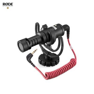 RODE VIDEOMICRO COMPACT ON CAMERA LIGHTWEIGHT DSLR VIDEO MICRO MICROPHONE MIC