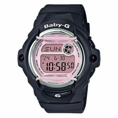 -NEW- Casio Baby-G Black/Pink Watch BG169M-1