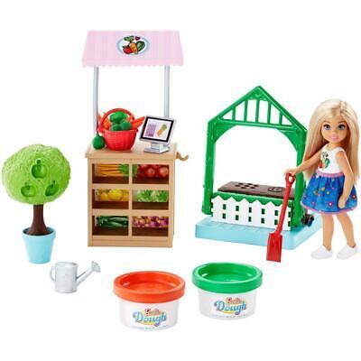 Play Dough Sets (Barbie Chelsea Veggie Garden/ Dough Play)