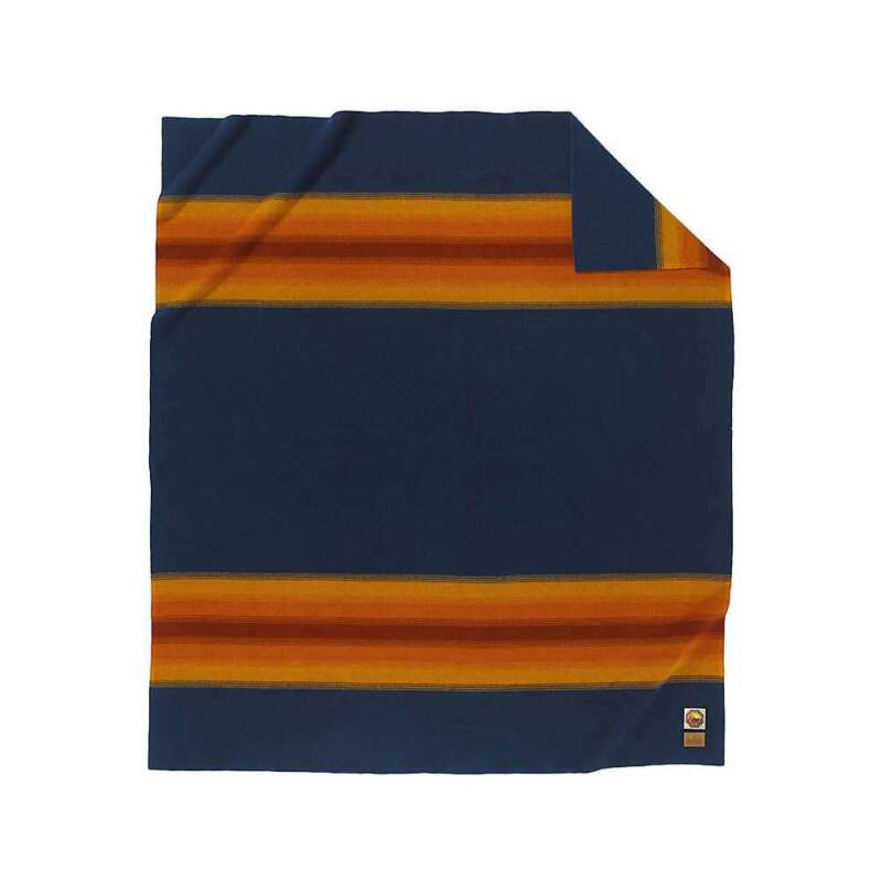 Pendleton National Park Queen Bed Blanket - Grand Canyon Navy