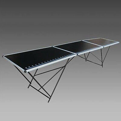 3 Meter Wallpaper Pasting Table Decorating Measuring Folding Portable Aluminium