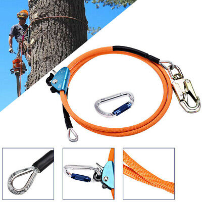 Climb Right 12x10ft 58x12ft Steel Core Lanyard Kit Flipline Swivel Snap Kits