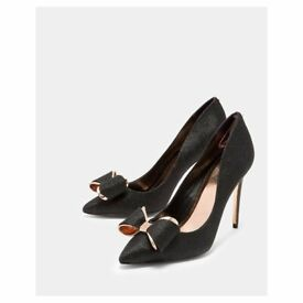 TED BAKER AZELINE BOW DETAIL COURT