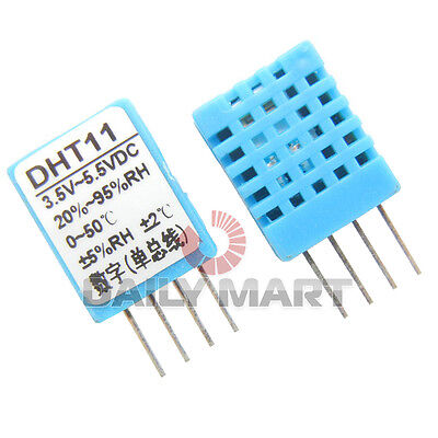 Dht11 Digital Temperature And Humidity Sensor For Arduino Dht-11