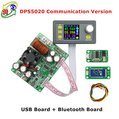 Rd Dps5020 Communication Power Supply Lcd Color Step-down Voltage Converter