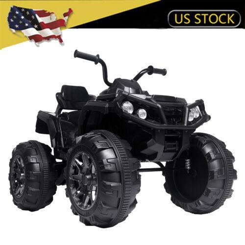Kids Ride On ATV Quad 4-Wheeler 12V Battery Powered Electric