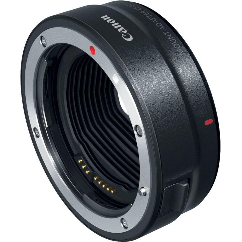 Canon Mount Adapter EF EOS R Attach EF Lenses Canon EOS R Cameras