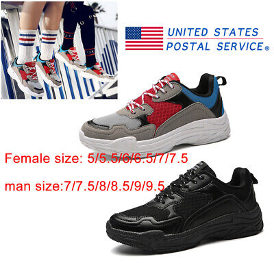 2 Pairs Shoes Man&women Lovers Shoes Walking Sneakers Outdoors Sports Hiking Hiking Walking Shoes