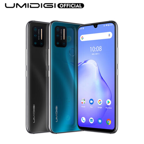 UMIDIGI A7 Pro 4GB+64GB/128GB Smartphone 6.3Zoll handy ohne vertrag Android 10