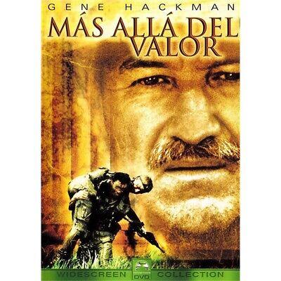 PELICULA DVD MAS ALLA DEL VALOR PRECINTADA