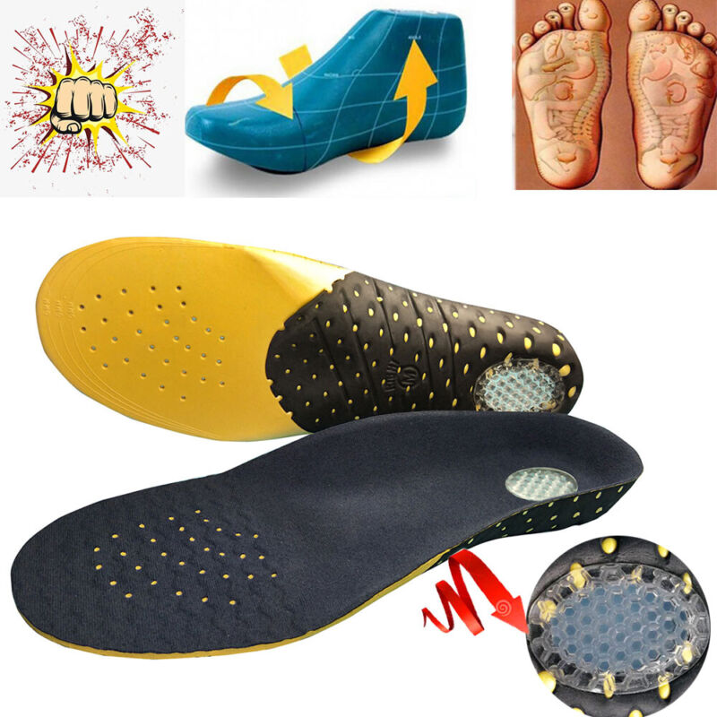 CFR Shoes Insoles  Arch Support Plantar Fasciitis Flat Feet