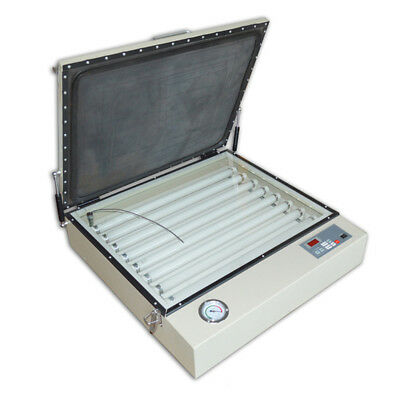 Tabletop Precise 20 X 24 Vacuum Uv Exposure Unit Screen Printing Machine