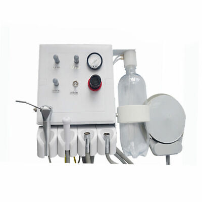 Portable Dental Turbine Unit Work W Air Compressor Wall Mounted Type