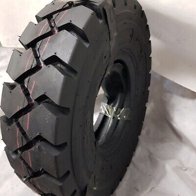 8.25-15 14 Ply 1 Tire Tube Flap 8.25x15 Road Crew Forklift Tires H989