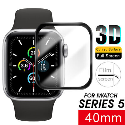 38 40 44mm Tempered Glass Screen Protector For Apple Watch iWatch Series 5 4 3 2
