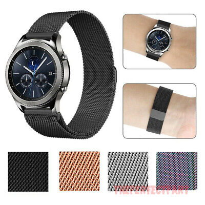 Stainless Steel Band For Samsung Galaxy Watch 42/46mm Active Gear S3 Sport Strap Sport Watch Steel Band