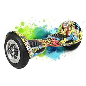 Hoverboard off-road edition with bluetooth and remote key SAMSUNG battery UL certified charger safest and best hoverboar