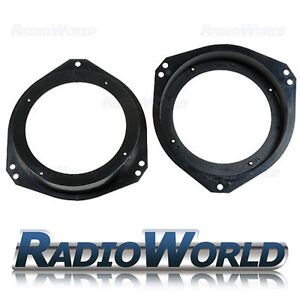 Subaru IMPREZA (93-07) Speaker Adaptors Rings 130mm 5.25