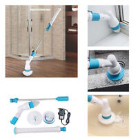 Rechargeable Cordless Turbo Scrub Home High-power House Cleaning Brush Uk Plug - unbranded - ebay.co.uk