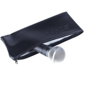 Shure sm58 microphone/ vocal microphone