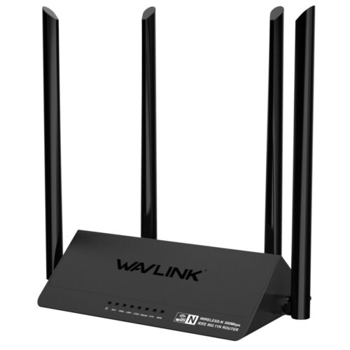 Wavlink N300 Wifi Router,Wireless Smart Access Point with 4