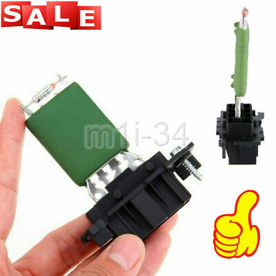 PREMIUM QUALITY - Vauxhall Corsa D Heater Resistor Blower Cabin 13248240