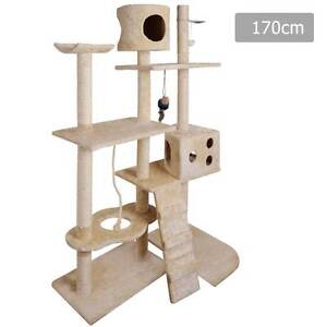Free Delivery: 170cm Cat Scratching Poles Post Furniture Tree Be Parramatta Parramatta Area Preview