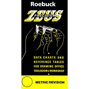 Zeus-Precision-Engineers-Metric-Data-Book-Charts-Reference-Tables-Drill-Tap-Size