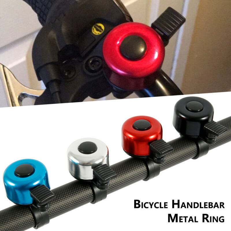 Neu Fahrrad Klingel Glocke Bell Bike Handklingel Fahrradklingel Metall Scooter