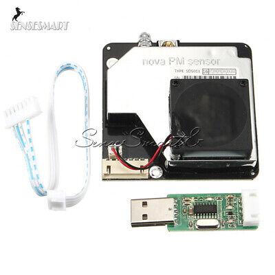 Sds011 Pm2.5 Air Particle Dust Sensor Module Laser Inside Digital Output Top