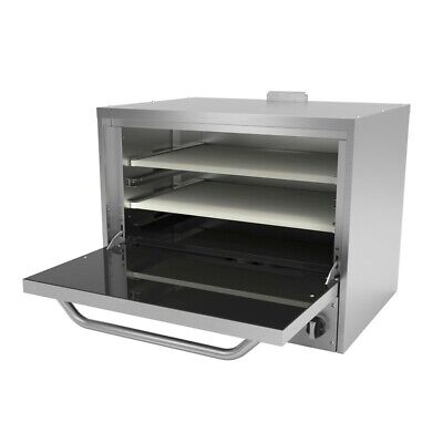 Asber Aepo-36 Pizza Oven Natural Gas Countertop