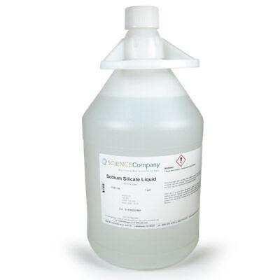 Nc-2598 Sodium Silicate Solution 1 Gal