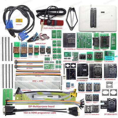 Rt809h Emmc-nand Flash Programmer 55 Adapter Super All-around Combination