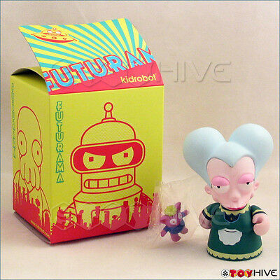 Kidrobot Futurama collection series 1 vinyl figure Mom opened to identify w/ box