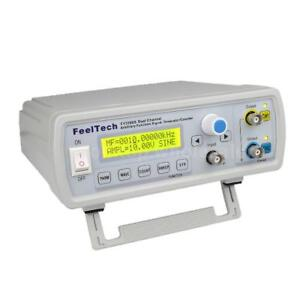 FY3200S 24MHz Digital DDS 2-Channel Arbitrary Function Signal Generator Meter US