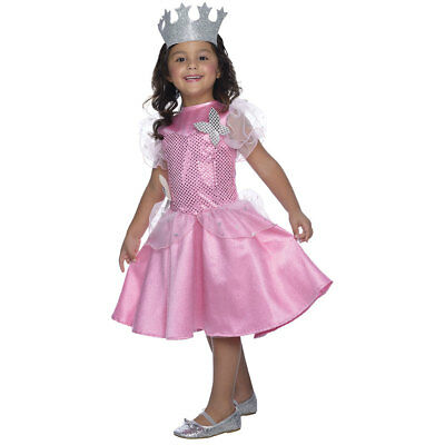 Toddler Glinda the Good Witch Sequin Halloween Costume (Glinda The Good Witch Halloween Costumes)